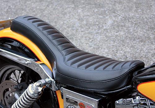 【EASYRIDERS】Python cobra 坐墊 - 「Webike-摩托百貨」