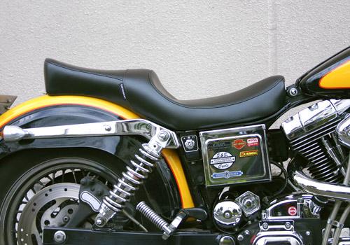 【EASYRIDERS】Touring smooth 坐墊 - 「Webike-摩托百貨」