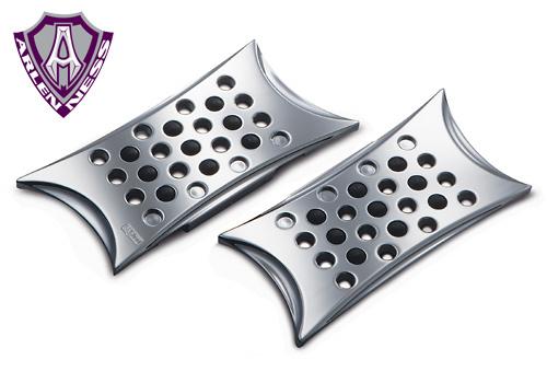 【EASYRIDERS】【Allen Ness製】Batistini 後踏板套件 - 「Webike-摩托百貨」