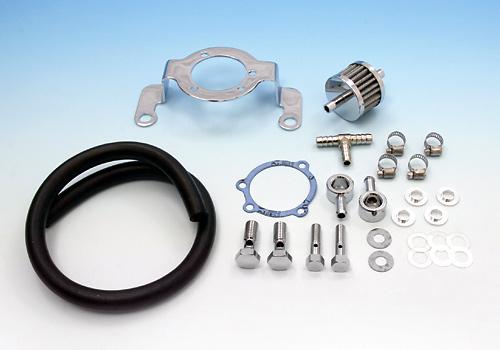 【EASYRIDERS】CV化油器用 通氣管&支架套件 - 「Webike-摩托百貨」