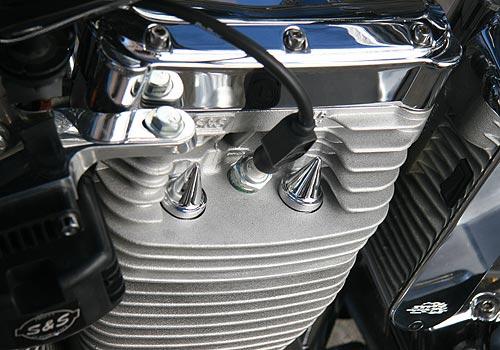 【EASYRIDERS】STILETTO 汽缸頭螺絲外蓋 - 「Webike-摩托百貨」