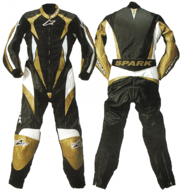 【SPARK】網格賽車服 - 「Webike-摩托百貨」