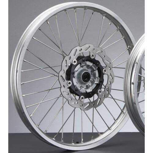 Front Wheel Assembly (WR250R)