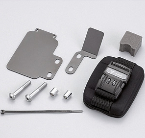 ETC/Vehicle Mounting Product Universal Mounting Bracket Set Handlebar Mount Type for Motorcycle