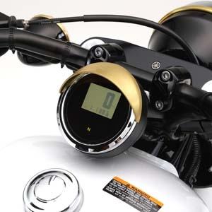【YAMAHA】速度錶裝飾環 - 「Webike-摩托百貨」
