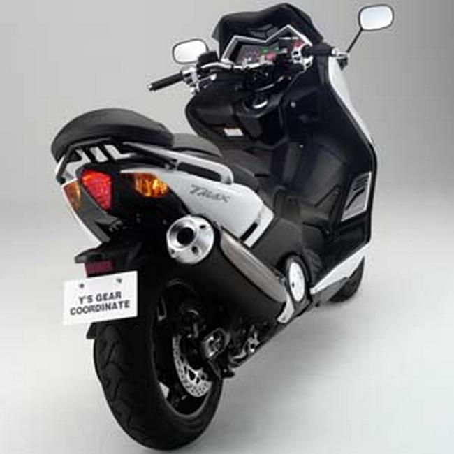 【YAMAHA】Euro 腳踏板 - 「Webike-摩托百貨」