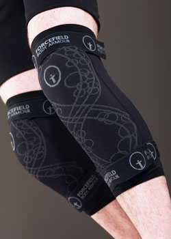 Rim Tube Dual Strap for Knee Protector