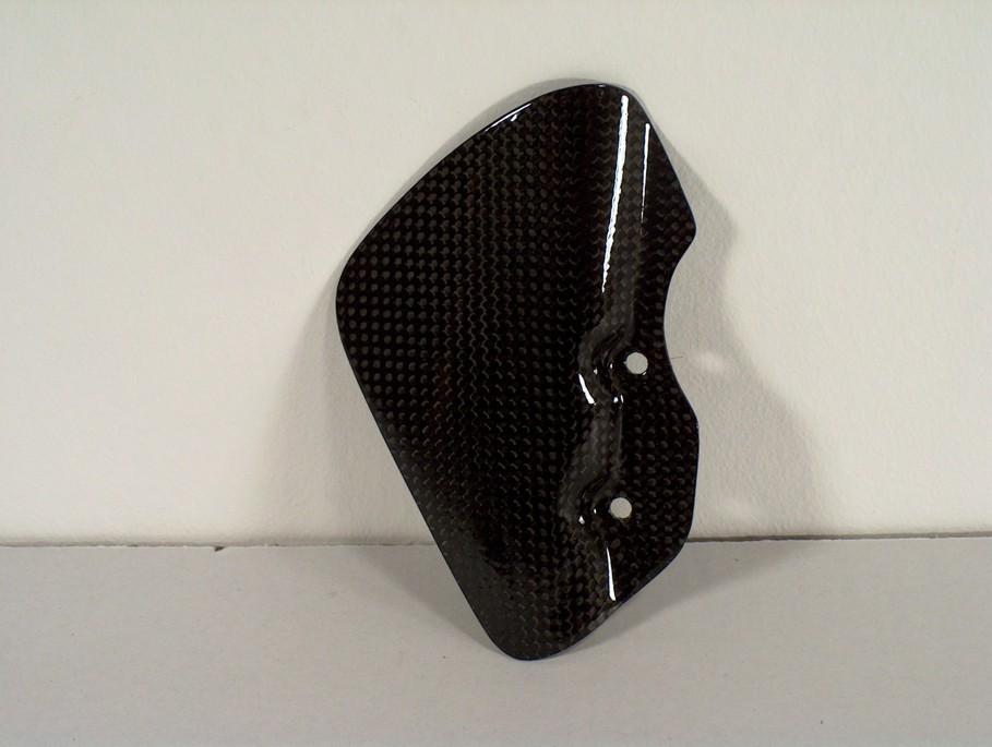 【ILMBERGER】碳纖維腳跟保護板 - 「Webike-摩托百貨」