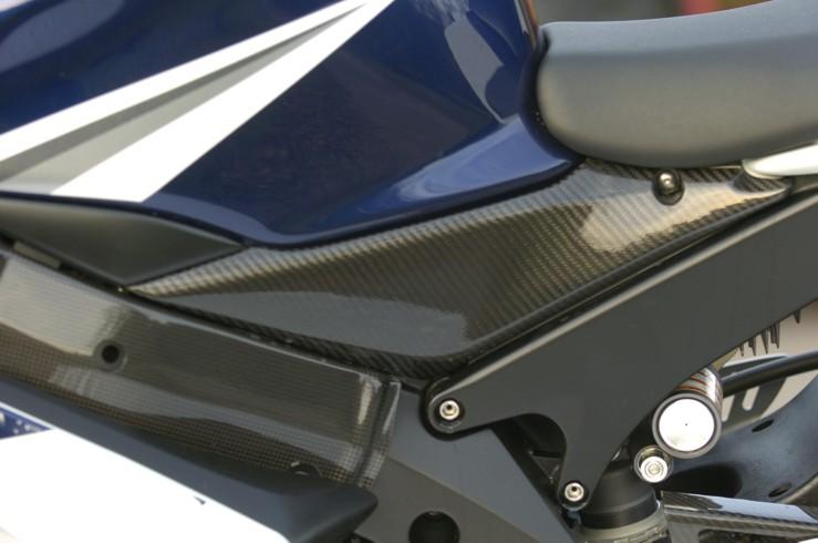 【ILMBERGER】側面板 (坐墊下側) 左右組 - 「Webike-摩托百貨」