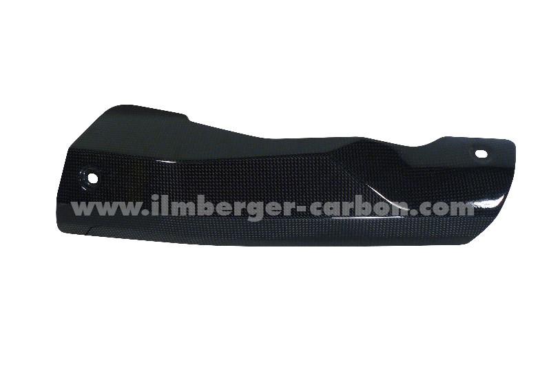 【ILMBERGER】碳纖維排氣管護蓋 - 「Webike-摩托百貨」