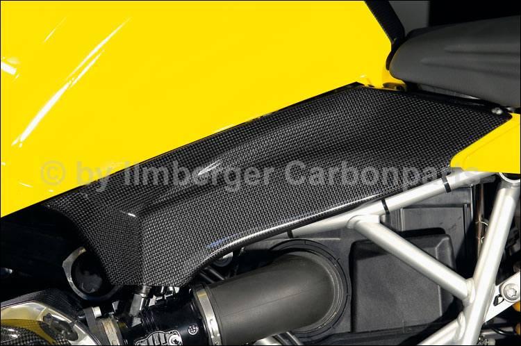 【ILMBERGER】碳纖維噴射系統外蓋 (左右組) - 「Webike-摩托百貨」