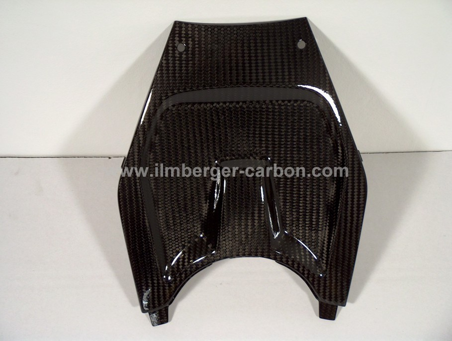 【ILMBERGER】碳纖維電瓶蓋 - 「Webike-摩托百貨」