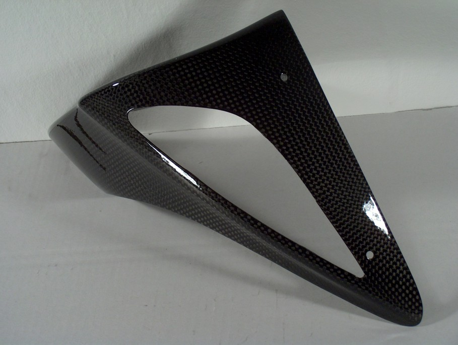 【ILMBERGER】碳纖維前方向燈外蓋 (右) - 「Webike-摩托百貨」