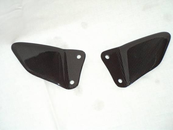 【ILMBERGER】前碳纖維腳跟護蓋 (左右2個一組) - 「Webike-摩托百貨」