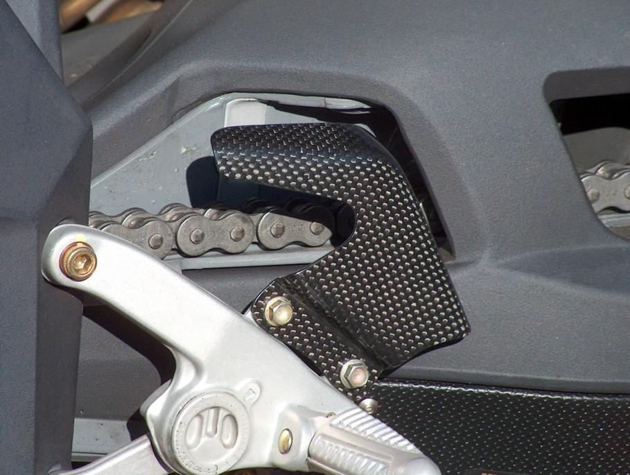 【ILMBERGER】碳纖維腳跟護蓋 - 「Webike-摩托百貨」