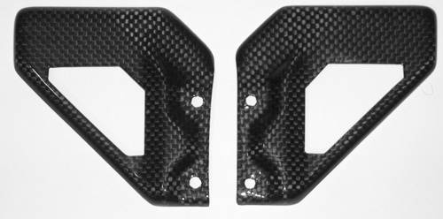 【ILMBERGER】碳纖維腳跟護蓋 (左右組) - 「Webike-摩托百貨」