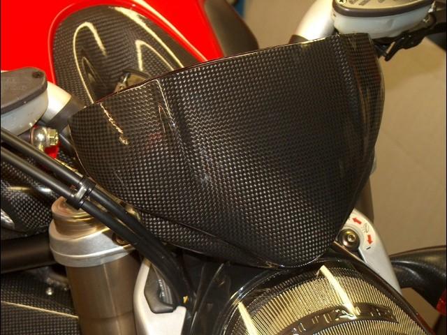 【ILMBERGER】碳纖維儀錶板外蓋 - 「Webike-摩托百貨」