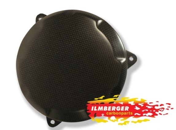 【ILMBERGER】碳纖維離合器外蓋 - 「Webike-摩托百貨」
