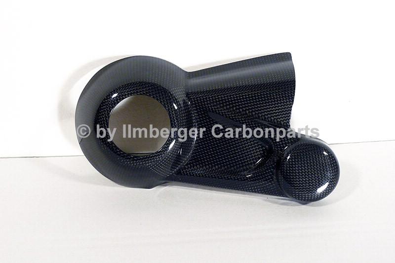 【ILMBERGER】碳纖維傳動軸護蓋 - 「Webike-摩托百貨」