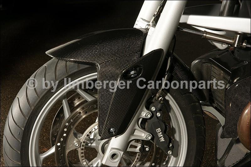 【ILMBERGER】碳纖維前叉側蓋 - 「Webike-摩托百貨」
