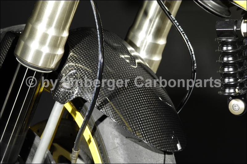 【ILMBERGER】碳纖維前土除用 後部 - 「Webike-摩托百貨」