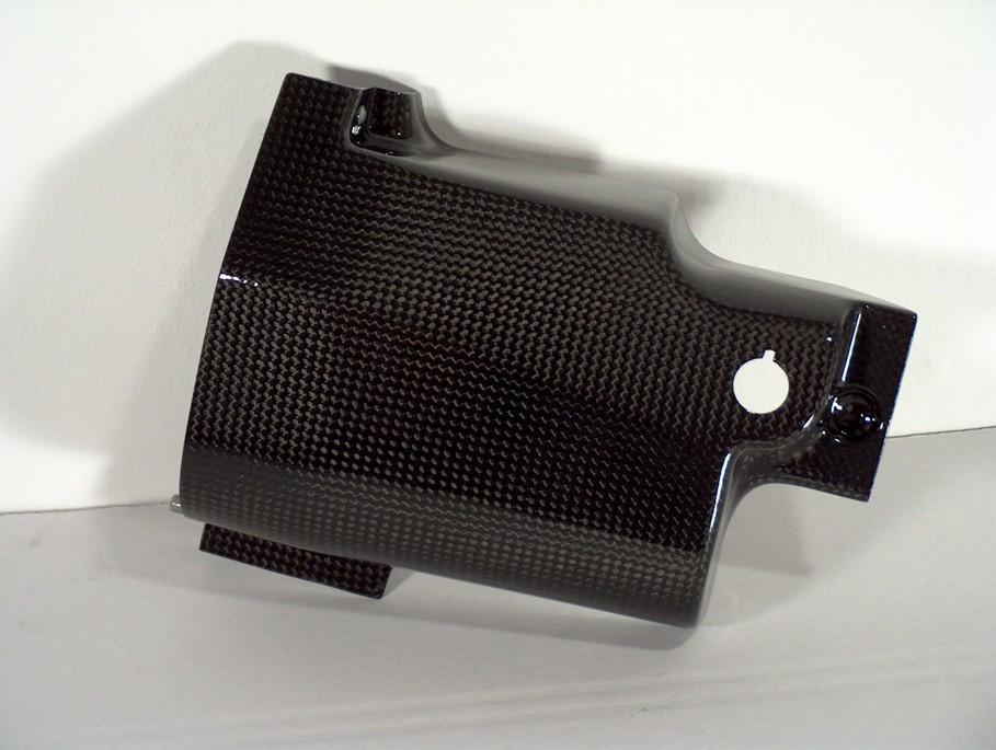 【ILMBERGER】碳纖維起動馬達外蓋 - 「Webike-摩托百貨」