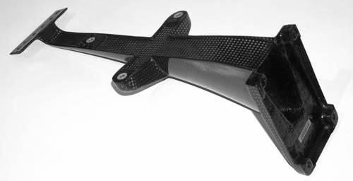 【ILMBERGER】碳纖維牌照架 - 「Webike-摩托百貨」
