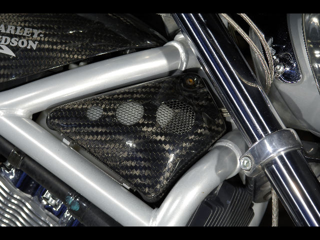 【ILMBERGER】前碳纖維車架護蓋 (右側) - 「Webike-摩托百貨」