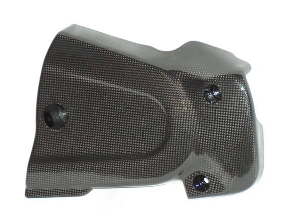 【ILMBERGER】碳纖維前皮帶輪護蓋 - 「Webike-摩托百貨」