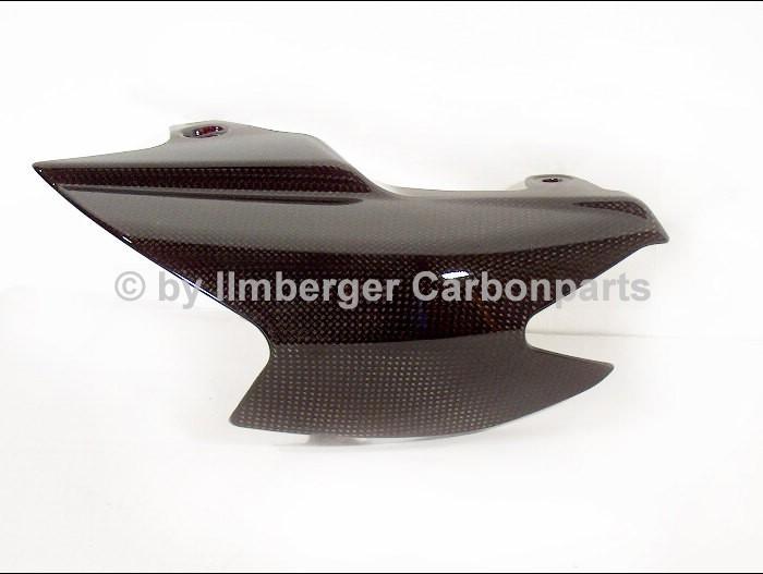 【ILMBERGER】碳纖維側蓋 (坐墊下側) (右側) - 「Webike-摩托百貨」