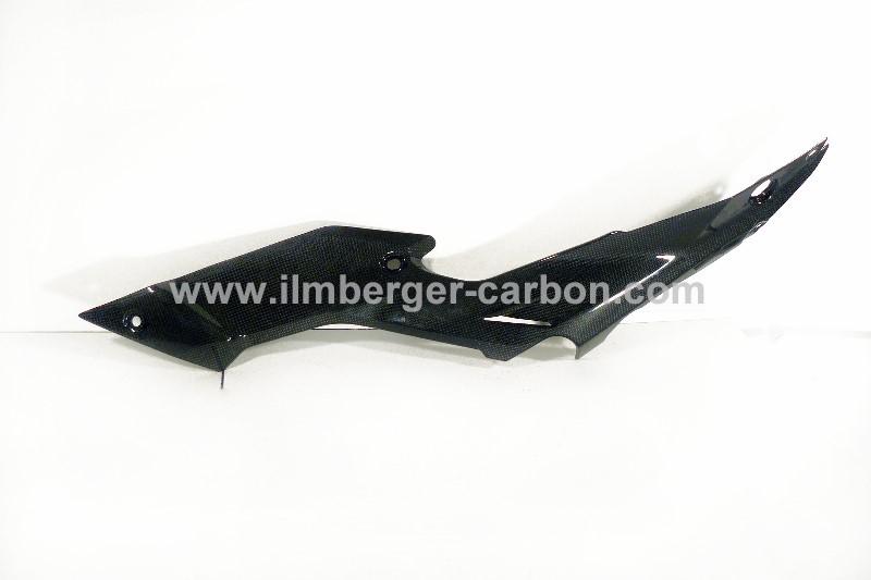 【ILMBERGER】碳纖維坐墊側蓋 (左側) - 「Webike-摩托百貨」