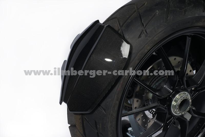 【ILMBERGER】碳纖維後擋泥板 - 「Webike-摩托百貨」