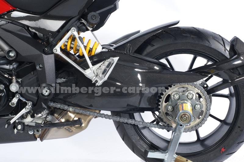 【ILMBERGER】碳纖維後搖臂外蓋 - 「Webike-摩托百貨」