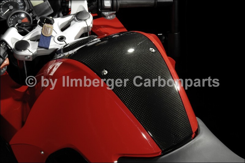 【ILMBERGER】碳纖維油箱中央面板 - 「Webike-摩托百貨」