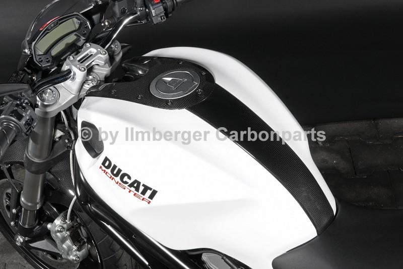 【ILMBERGER】碳纖維正時皮帶外蓋 (直型) - 「Webike-摩托百貨」