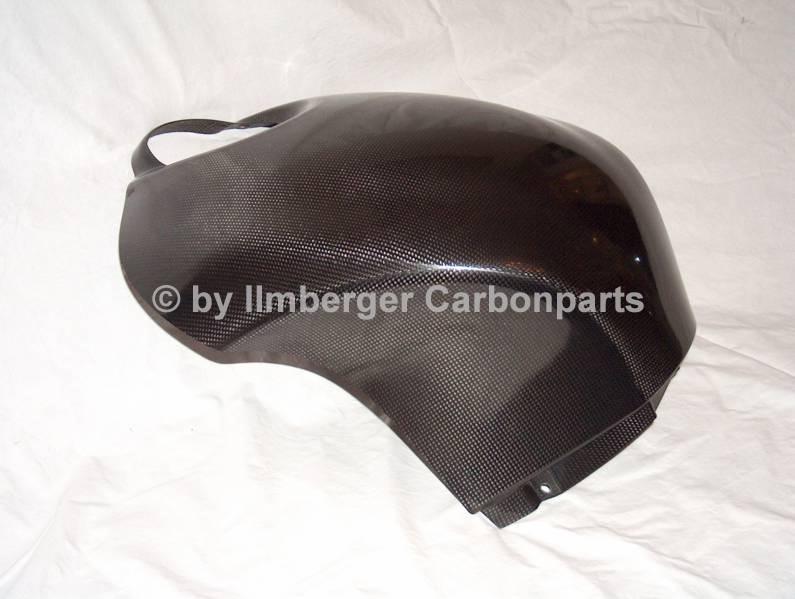 【ILMBERGER】Air box 碳纖維置物箱上蓋 (06用) - 「Webike-摩托百貨」