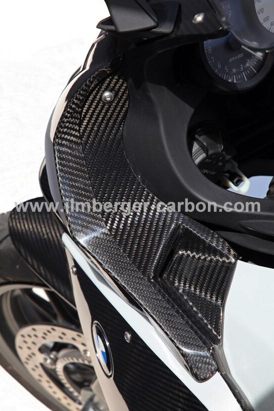 【ILMBERGER】碳纖維整流罩內側蓋 (左右組) (原廠型外蓋) - 「Webike-摩托百貨」
