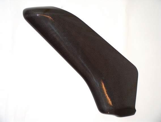 【ILMBERGER】碳纖維空氣導流板 (F04 整流罩 左側) - 「Webike-摩托百貨」