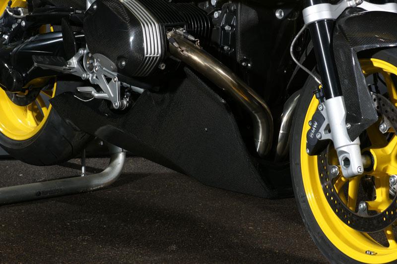 【ILMBERGER】競技専用品 碳纖維下整流罩和排氣管前段(不銹鋼製) 套件 - 「Webike-摩托百貨」