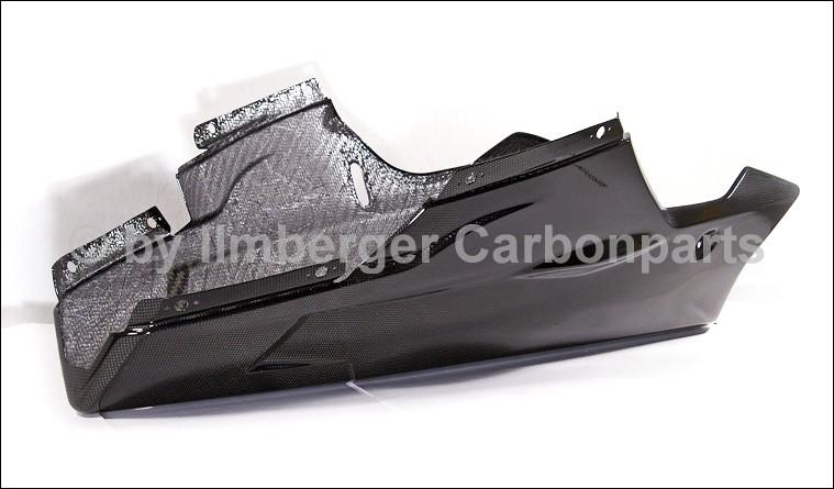 【ILMBERGER】碳纖維下整流罩 (不可裝側駐) - 「Webike-摩托百貨」