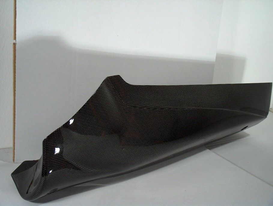【ILMBERGER】碳纖維下整流罩 (Closed) - 「Webike-摩托百貨」