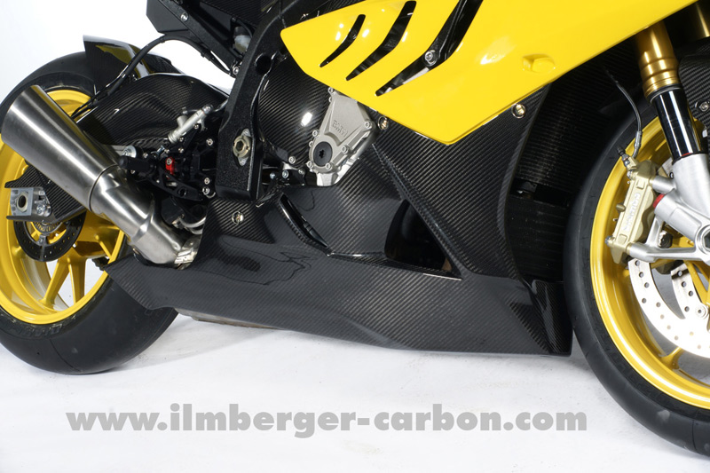 【ILMBERGER】Race下整流罩 (Racing 排氣管用) - 「Webike-摩托百貨」