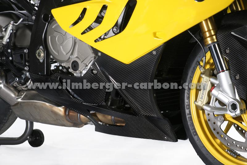 【ILMBERGER】右側下整流罩  (標準型排氣管用) - 「Webike-摩托百貨」