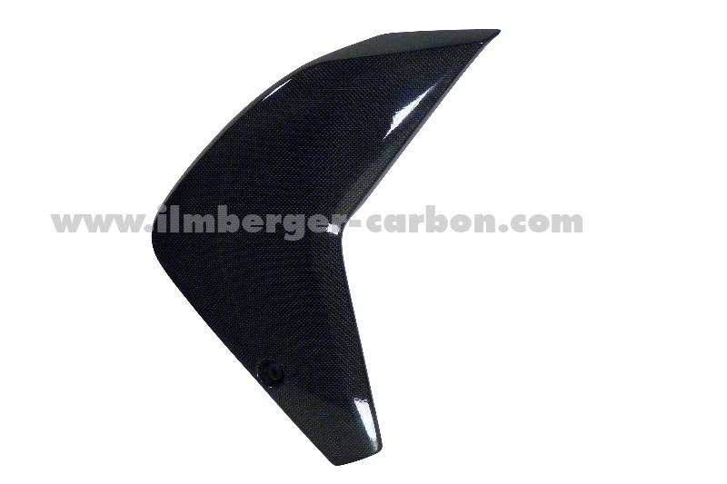 【ILMBERGER】碳纖維空氣導流板 (整流罩右側) - 「Webike-摩托百貨」