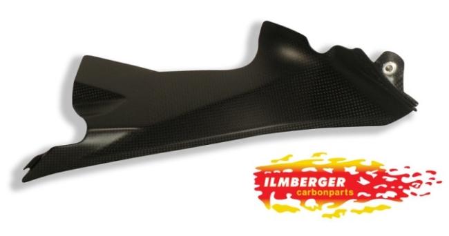 【ILMBERGER】碳纖維進氣口外蓋 - 「Webike-摩托百貨」