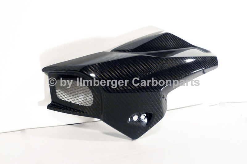 【ILMBERGER】碳纖維進氣管 (左) - 「Webike-摩托百貨」