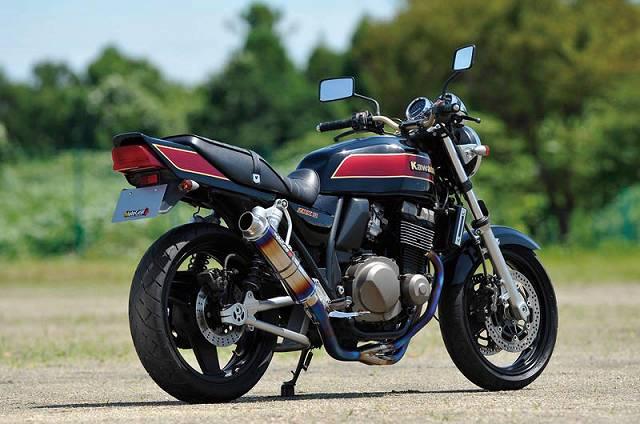 【MotoGear】ZRX400 Special Edition PRISM 全段排氣管(無腳踏套件) - 「Webike-摩托百貨」