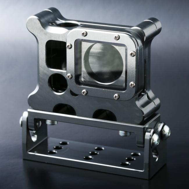 【βTITANIUM】NCK TERAOKA Gopro3用 Racing 相機外殼 G3 - 「Webike-摩托百貨」