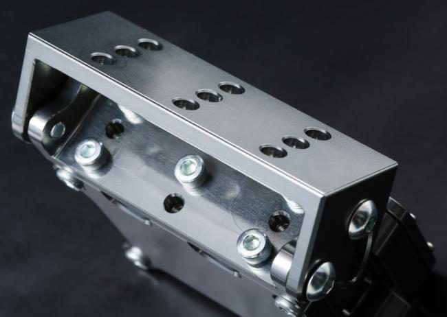【βTITANIUM】NCK TERAOKA Gopro3用 Racing 相機外殼 G2 - 「Webike-摩托百貨」