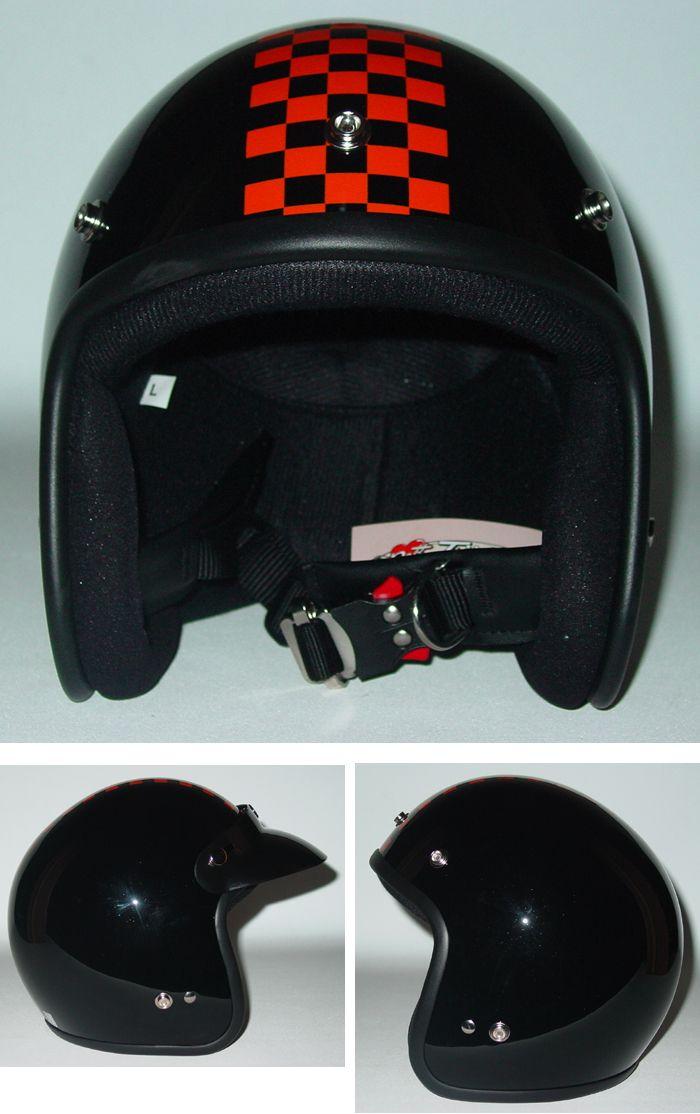 【JUQUE】小尺寸 JUQUE Checker 安全帽 - 「Webike-摩托百貨」